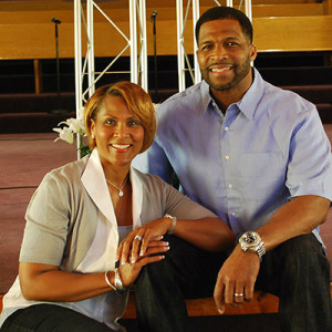 Pastor Carolyn and Rene'